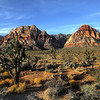 Red Rock Canyon Mountains