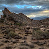 Pictureque Vasquez Rocks