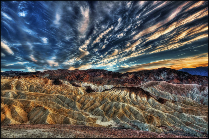 ZabriskiePoint_ Death Valley