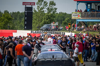 Flamboro Speedway - Canada Day 100