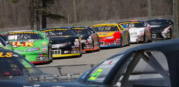 Sunset Speedway - Season Opener 2015