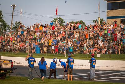 Peterborough Speedway - Fan Appreciation