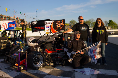 Sunset Speedway - Spring Velocity