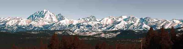 Mt. Stuart #2