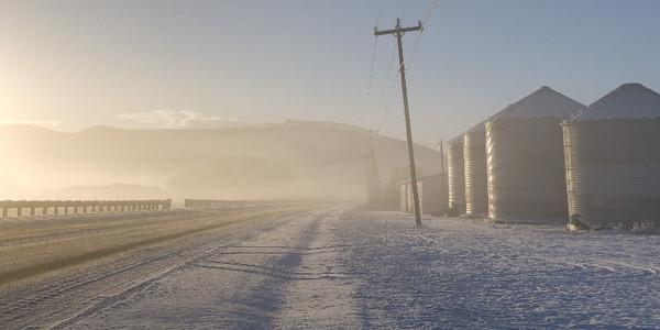 Road to Yakima, Winter