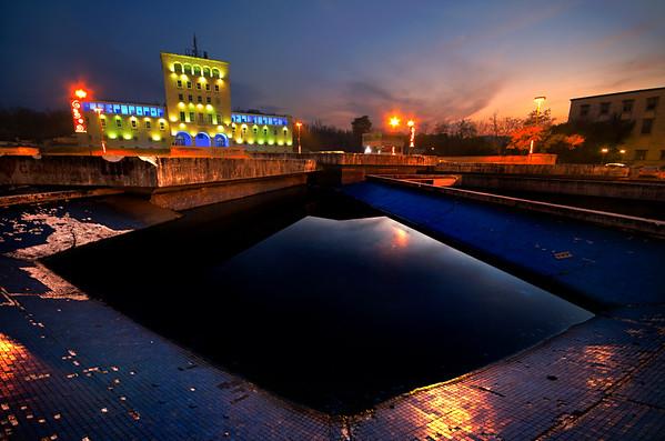 Still Fountain