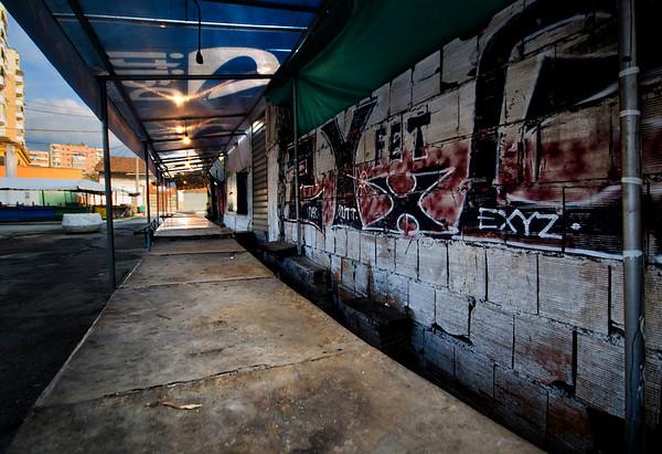 Empty Market