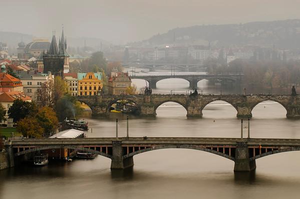 Prague's Bridges