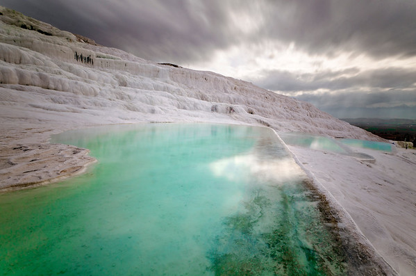 Reflecting Pool Pamukkale