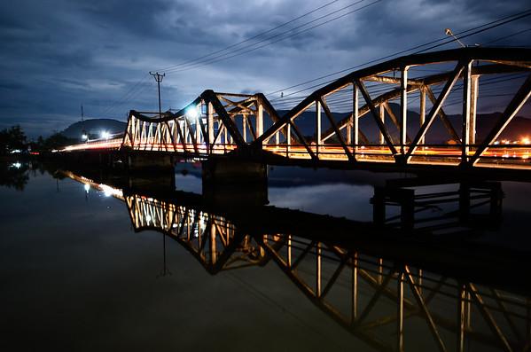 Kampot Bridge