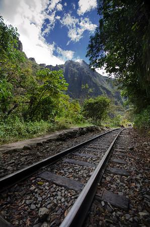 Peru Railline