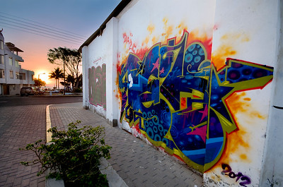 Graffiti in Trujillo 4