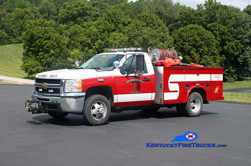 Brownsville  Brush 20<br /> 2009 Chevy 2500 4x4/Knapheide/Pro-Poly 250/250<br /> Kent Parrish photo