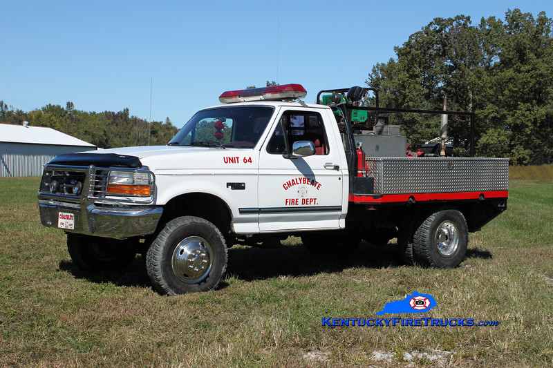 Chalybeate  Unit 64<br /> 1988 Ford F-350 4x4 250/250<br /> Kent Parrish photo