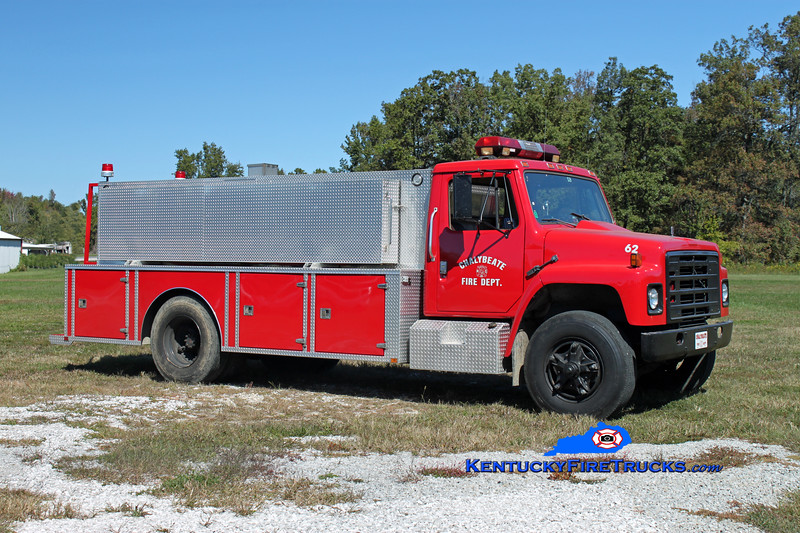 Chalybeate  Tanker 62<br /> 1984 International S1900/Wimpee Welding 250/1500<br /> Kent Parrish photo