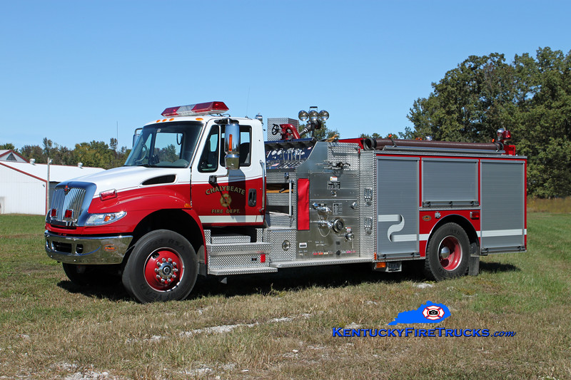 Chalybeate  Engine 60<br /> 2006 International 4400/KME 1250/1000<br /> Kent Parrish photo