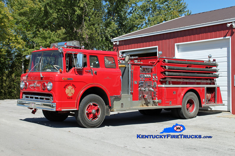 Rocky Hill  Engine 3<br /> 1969 Ford C-950/Young 750/750<br /> Kent Parrish photo