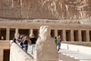 Mortuary Temple of Queen Hatshepsut, Luxor, Egypt