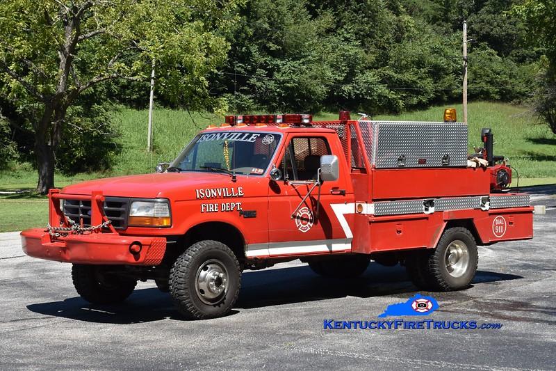 Isonville Brush 353<br /> 1993 Ford F-350 4x4/Reading 250/300<br /> Greg Stapleton photo