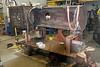 Montalban's boiler under repair
