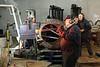 Rivetting Sybil's new boiler