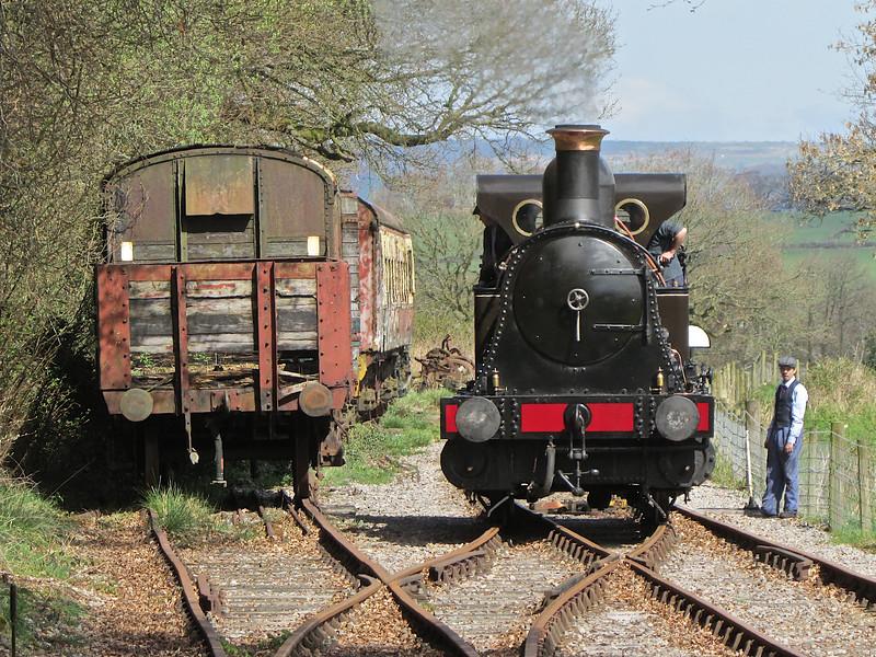 Foxfield Railway 2014