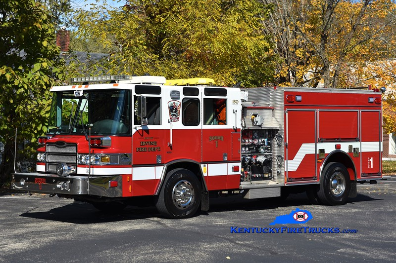 Irvine  Squad 1<br /> x-Lake Mary, FL <br /> 2005 Pierce Quantum 1250/500/40<br /> Greg Stapleton photo