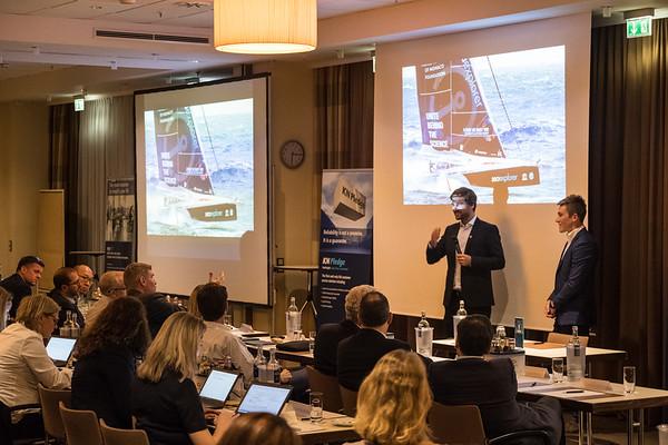 15 Jan 2020 Kuehne&Nagel January event Hamburg