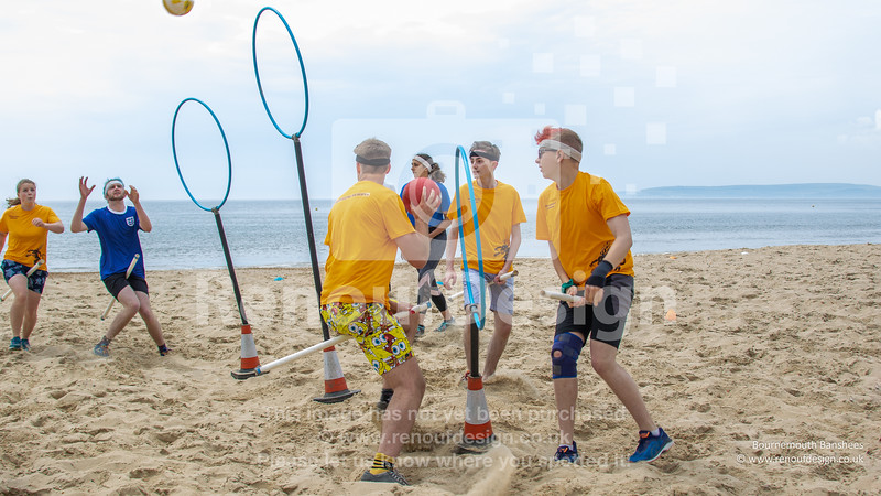 011 - Beach Quidditch 2: The Reckoning
