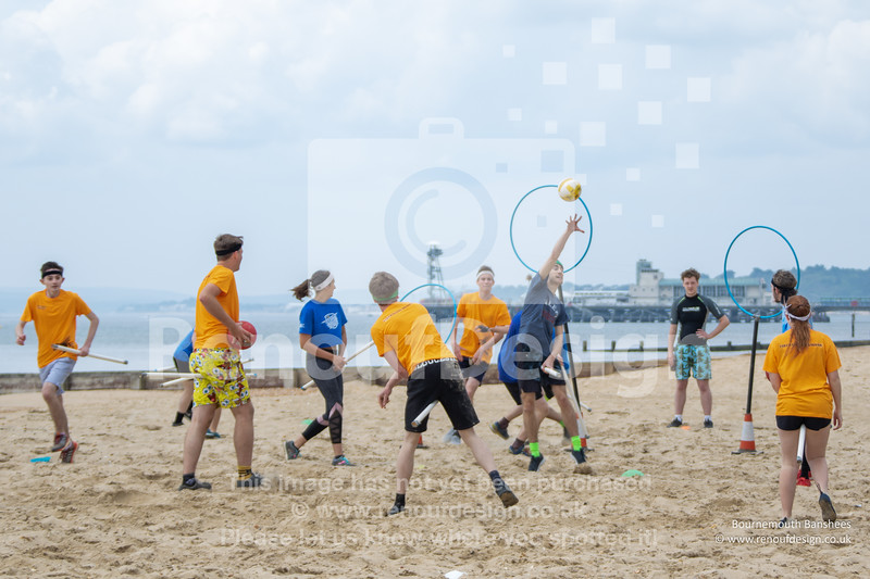008 - Beach Quidditch 2: The Reckoning