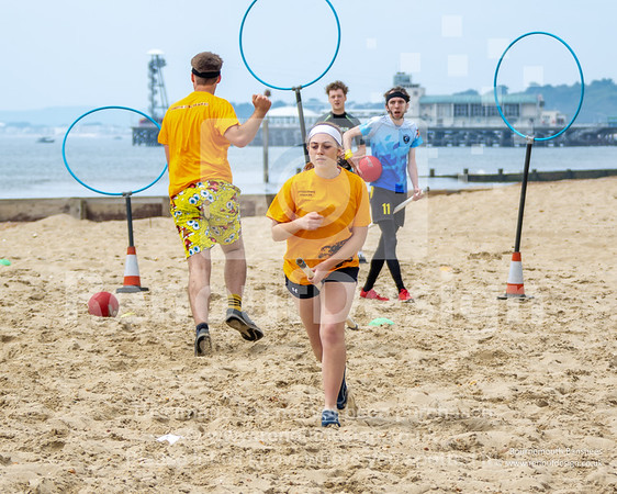 012 - Beach Quidditch 2: The Reckoning