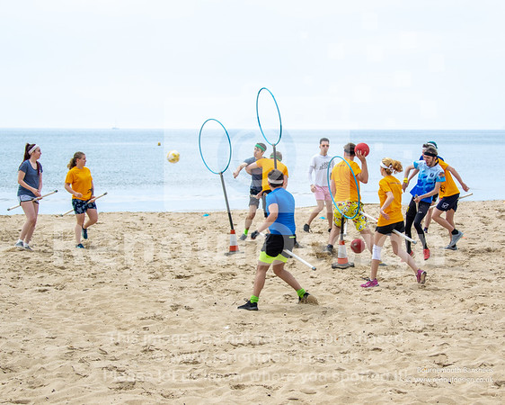 005 - Beach Quidditch 2: The Reckoning
