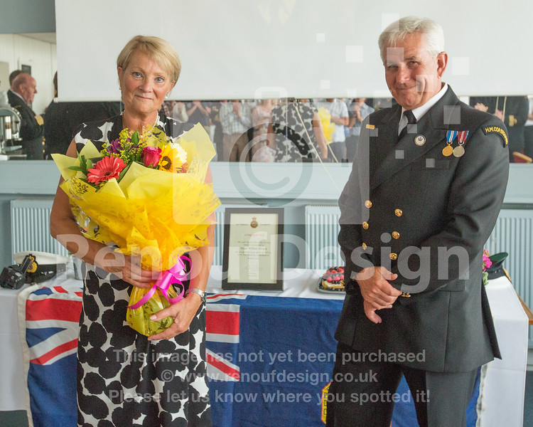 40 years service -  14