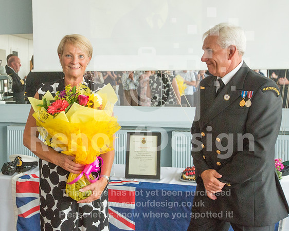 40 years service -  13