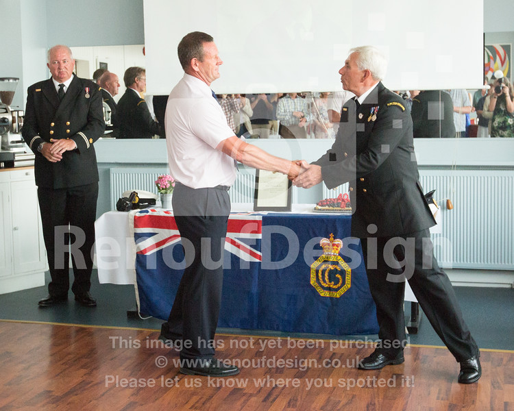 40 years service -  17
