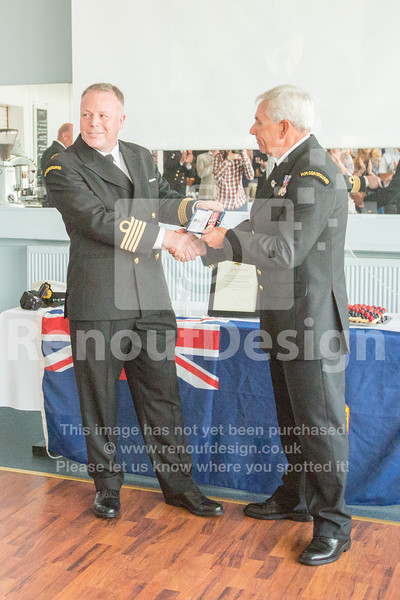 40 years service  - 4