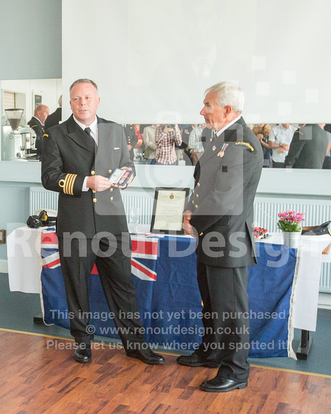 40 years service  - 3