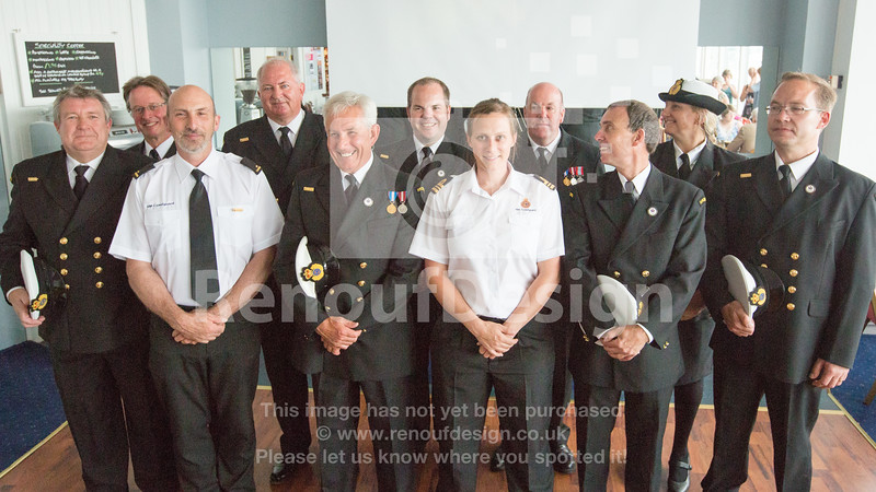 40 years service -  24