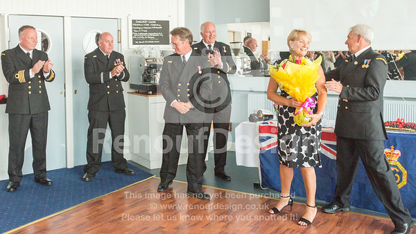 40 years service -  12