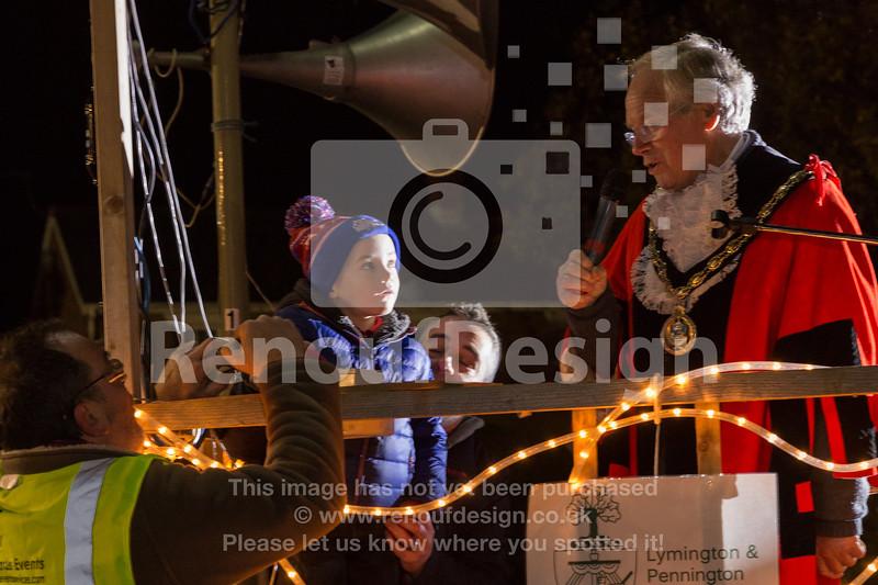 012 - Christmas in Pennington 2017