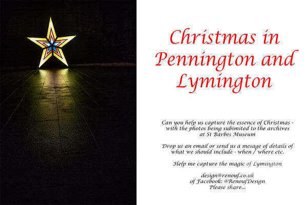Christmas In Pennington and Lymington