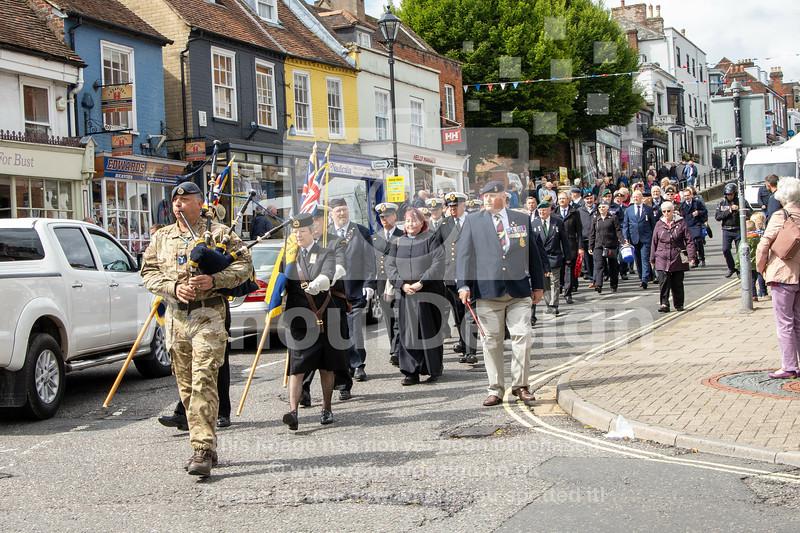 014 -D-Day 75 Lymington