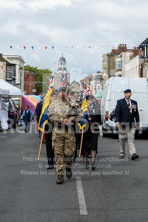 008 -D-Day 75 Lymington
