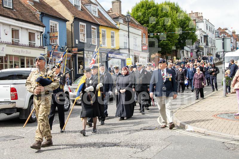 015 -D-Day 75 Lymington