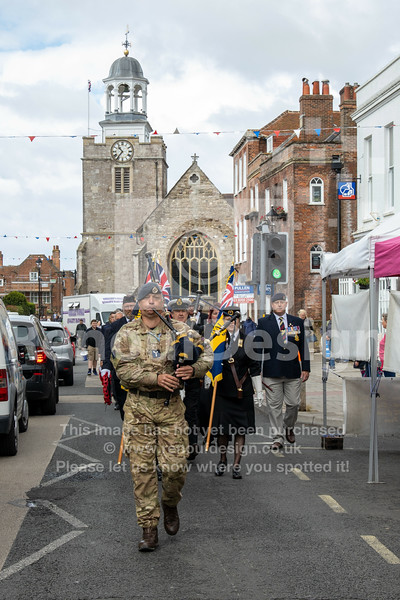 007 -D-Day 75 Lymington