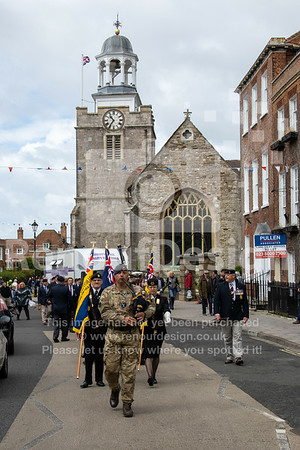 005 -D-Day 75 Lymington