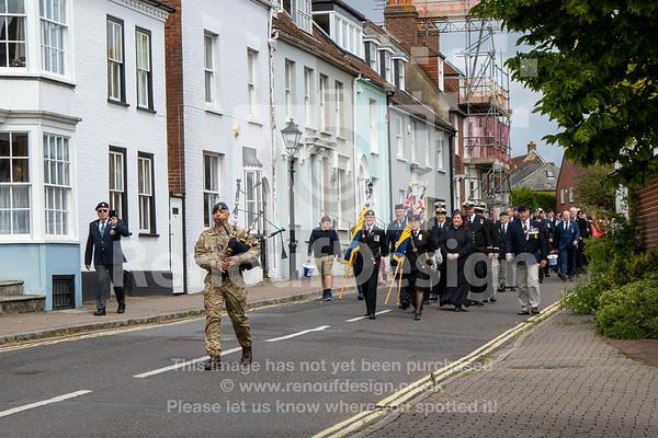 017 -D-Day 75 Lymington