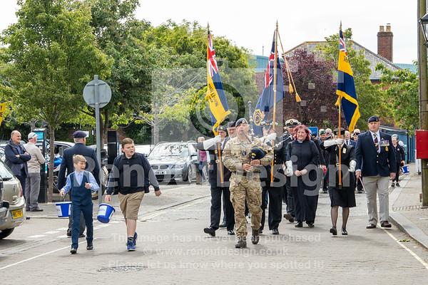 025 -D-Day 75 Lymington