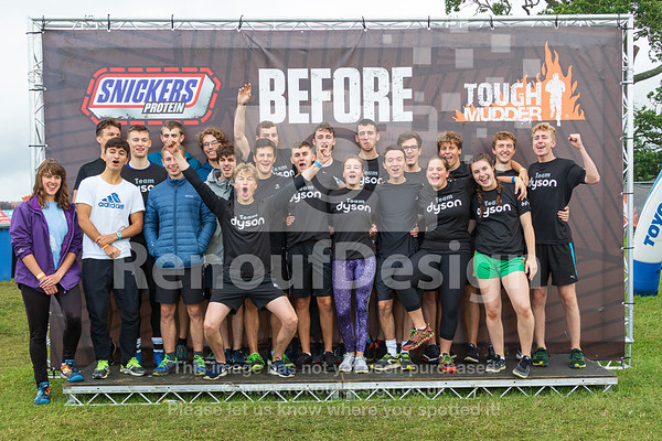 025 - Team Dyson Tough Mudder