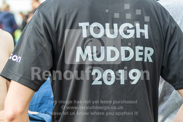 Dyson Does ToughMudder 2019
